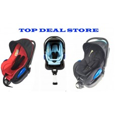 NEW! BABY CAPSULE & BASE 0-13KG ISOFIX