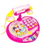 New! Princess Telephone Musicial Game Phone Toy