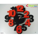 NEW! 3D Wooden Wall Clock