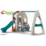 *SALE* Brand New Kids Deluxe Playground + Slide +2 Swings