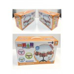 Brand New! Kids Juzz Drum Set 3 colours