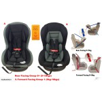 WeeklySALE!Car Seat- Rear&Froward Facing (0-18kgs)