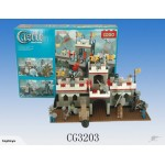NEW! 277Pcs Medieval Castle Building Block