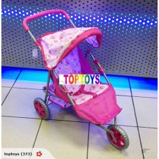 NEW! 3 Wheel Dolls Stroller /Push Chair (US11179)