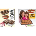 Brand New! Brownie Pan / Tray Set