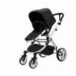 Brand New Deluxe Travel System 2 in 1 Stroller + Capsule + Raincover