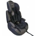 New!Lucky Bebe 2 in 1 car seat/booster seat (9-36Kg)Grey/black