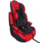 New!Lucky Bebe 2 in 1 car seat/booster seat (9-36Kg)Red/black