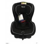 New! Car Seat- Rear & Froward Facing (0-18kgs) BLACK