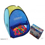 BRAND NEW POP UP TENT WITH 60 BALLS (110862)