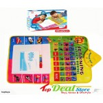 New!Musical Water Magic Doodle Play Mat-Aquadoodle