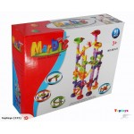 New!! Deluxe Marble Run 91 piece set