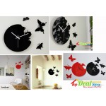 SALE! Clock Decor Home Art Design Modern Style