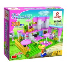 New! Lovely 200 piece Princess Building Block