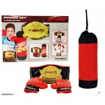 SALE! Kids Punching Bag+ Boxing Gloves +Belt