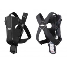 NEW!BabyBjorn Baby Carrier Original in City BLACK