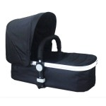 Brand New Deluxe Travel System 2 in 1 Stroller+ Bassinet /Cot