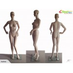 BRAND NEW FEMALE FULL-BODY MANNEQUIN WITH HEAD