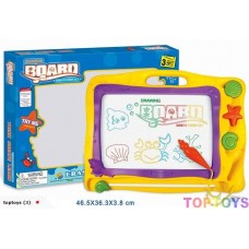 BRAND NEW FOUR COLOUR MAGNETIC DRAWING BOARD