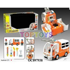 SPECIAL! Musical Ambulance / Vehicle /Role playing