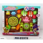 Brand New! Kids Tea & Cookng Play Set
