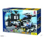NEW! City Policemen Building Block Lego compatible