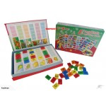 New! English Learning World Puzzle