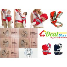 BRAND NEW Baby Carrier 6 in 1-Front Pack