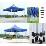 SALE! Heavy Duty Gazebo Pop Up Tent Marquee 3x3m