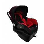 Band New Lucky Bebe  Infant Capsule and BASE -Red