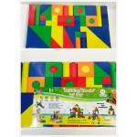 Sale! 44 Pcs Large Soft Building Blocks Eva Foam