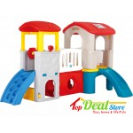 SALE NEW! Kids Deluxe Activity Play Center with Slide