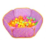 SALE! Pop Up Ball pit / Play pen + 50 Balls