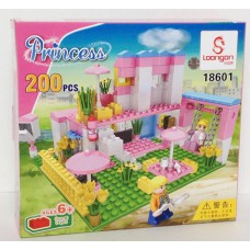 Lovely 200 piece Princess Building Block (US11210)