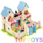 Wood Princess Castle/Dolls house (1108129)