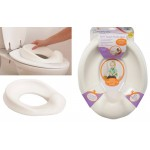 NEW! SALE! Dreambaby Soft Touch Potty Seat - White
