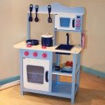 Sale! NEW! Wooden Kitchen Play Set + Accessories B